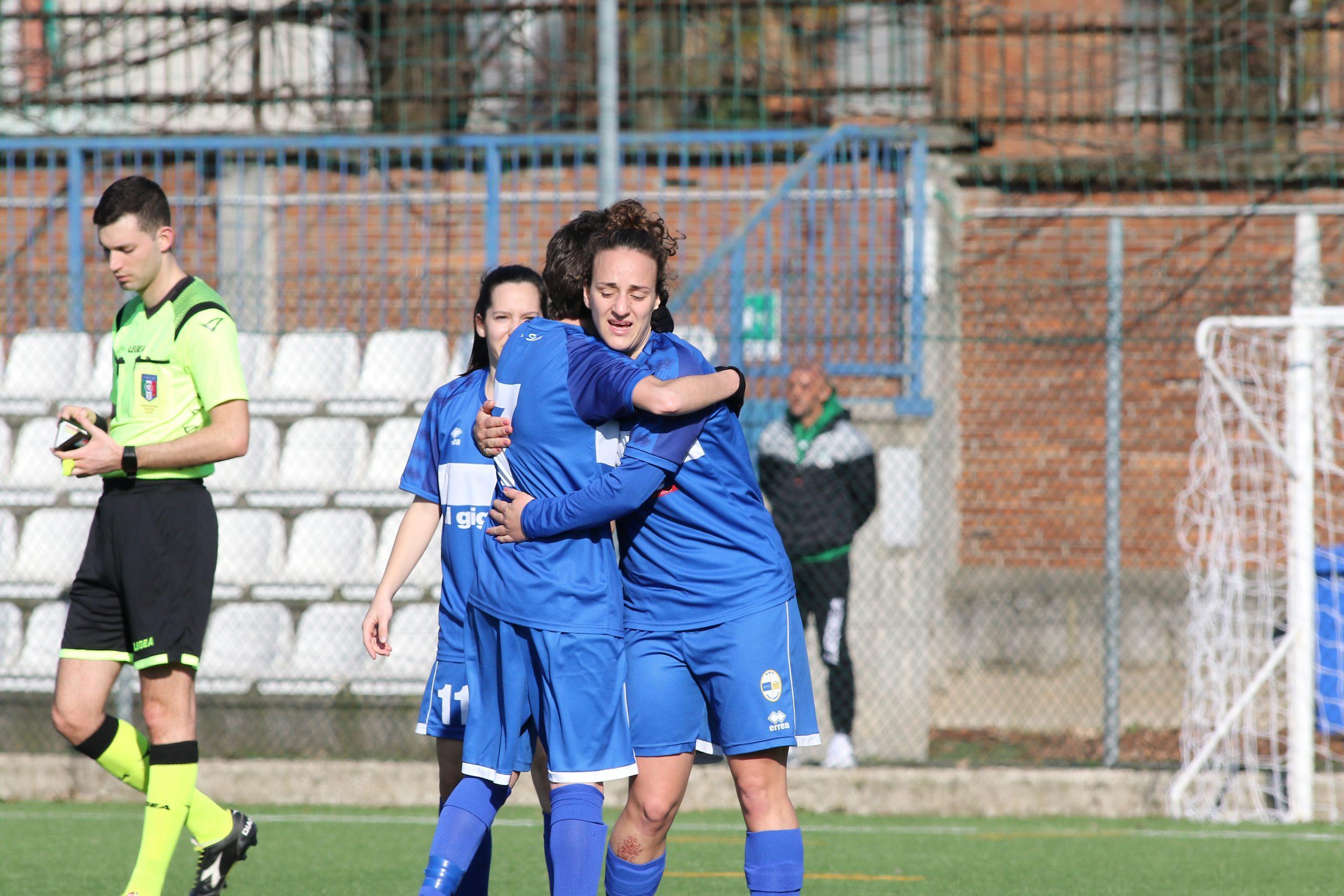 Pro Sesto femminile a valanga: 5-1 al Pinerolo, promozione vicina