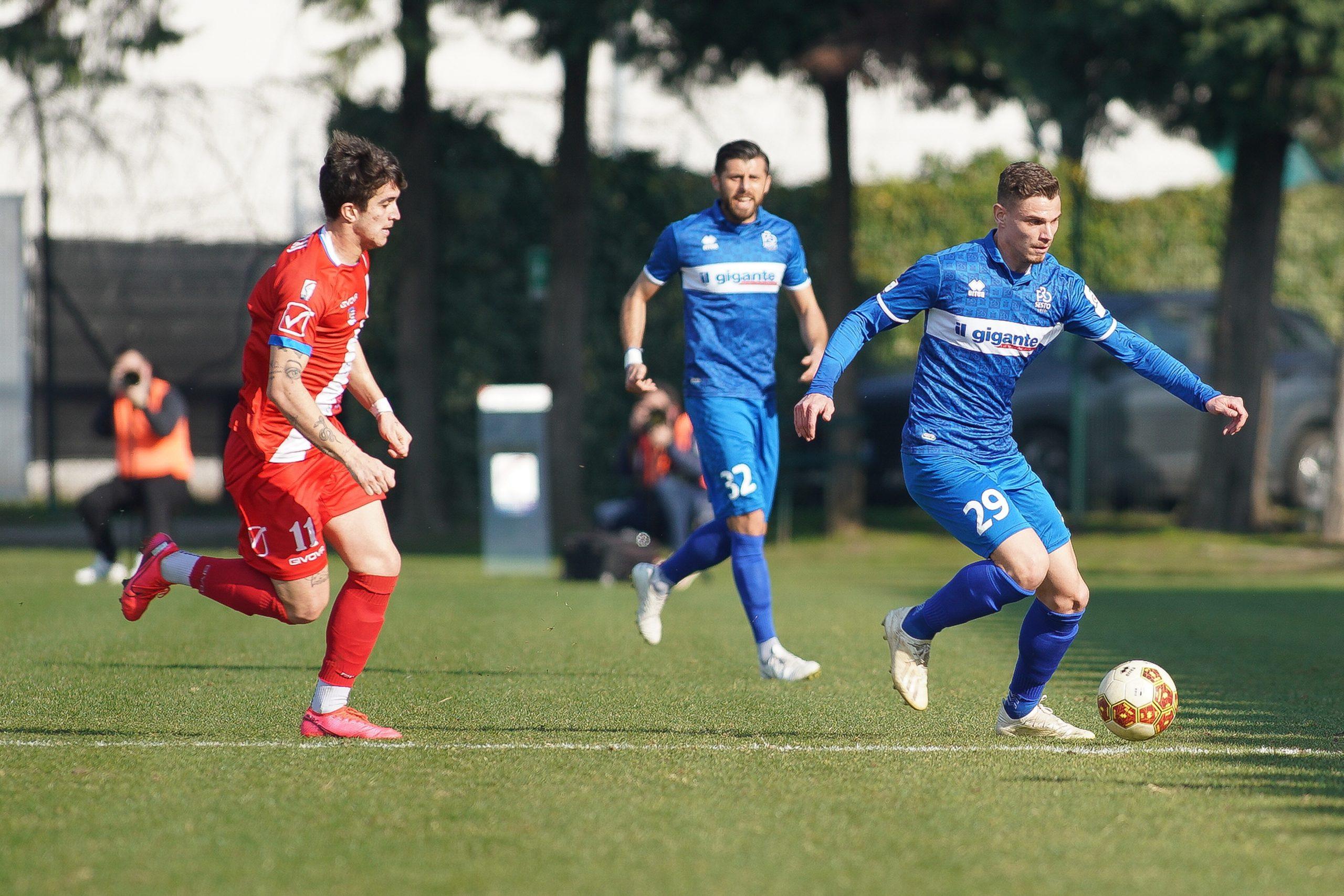 Pari senza emozioni al Breda: Pro Sesto – Pro Patria finisce 0-0