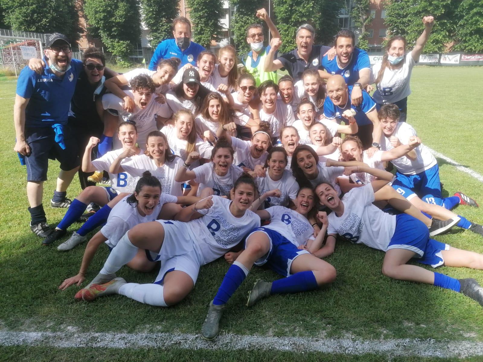 La Pro Sesto vince ad Alessandria e vola in Serie B!